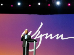 Steve Wynn at the Magento Imagine 2015 Conference